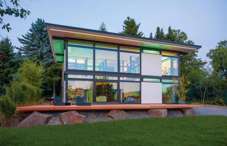Quanto costa una casa prefabbricata for Quanto costruire una casa di carrozze