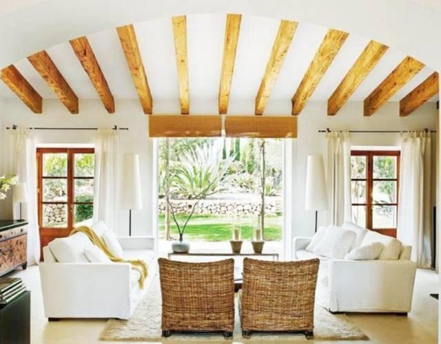 Quanto costa un soffitto con travi a vista - Edilnet.it