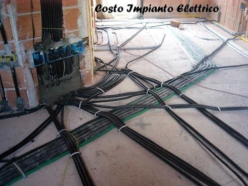 Pannelli gialli per carpenteria prezzi confortevole - Impianto elettrico casa prezzi ...
