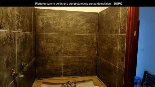 Ristrutturazione Completa Del Bagno : Ristrutturazione del bagno completa senza demolizioni nikrar di
