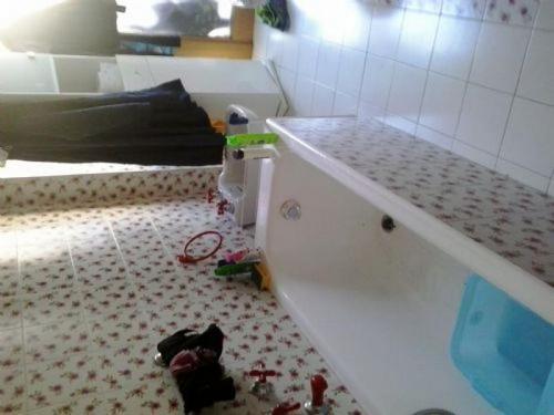 Buona sera devo sostituire la vasca da bagno intera 2 lati attaccati al muro e 2 lati - Sostituire la vasca da bagno ...