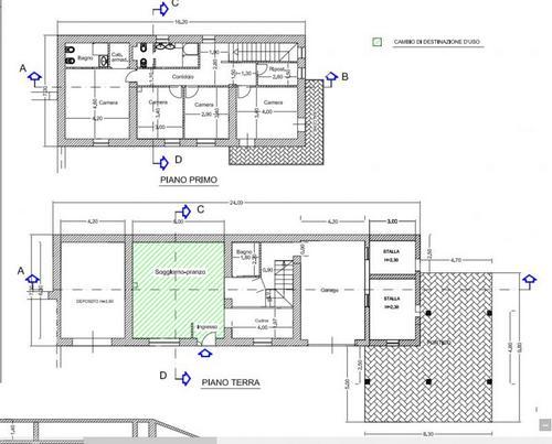 Chiedo preventivo per ristrutturazione totale di una casa for Impianto elettrico casa in legno