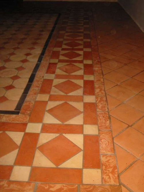Pavimento in cotto trattamento floor treatment pavimenti - Parquet trattamento ...