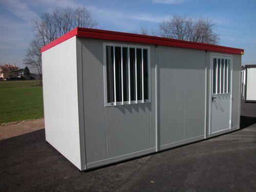 Box international s r l genova for Container ufficio usati
