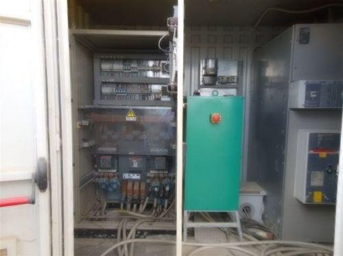 Cabina elettrica di trasformazione containerizzata scae for Noleggio cabina di steamboat