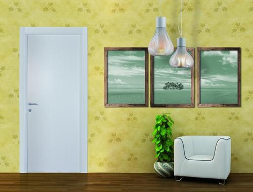 Porte interne per interno oblique battente doppio battente farwest bsc servizi per la - Porta a doppio battente ...