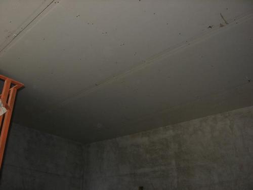 Realizzazione controsoffitto in cartongesso con struttura - Costo specchio al mq ...
