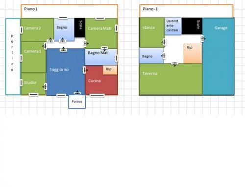 Costruire abitazione in mattoncini faccia a vista singola for Registra i piani di casa con il costo da costruire