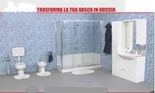 Remio La Doccia Al Posto Della Vasca - Habitare e Ristrutturare - Edilnet.it