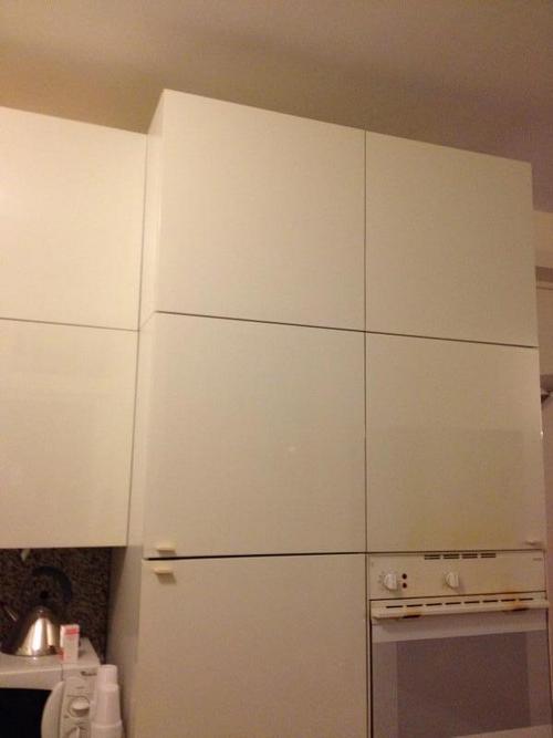 Laccatura 8 porte e mobili cucina 8 mq - Laccatura porte interne ...