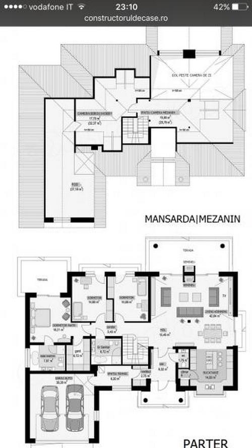 Costruire una casa su un piano unico di circa 200mq for Costruire una casa virtuale online