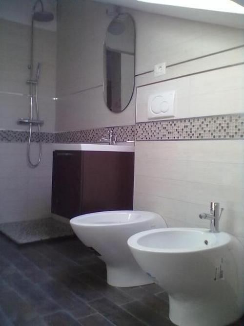 Ristrutturazione completa di bagno eseguita a c - Costo realizzazione bagno ...