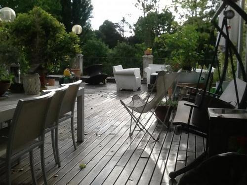 Sostituire il pavimento in legno del terrazzo con uno più pratico ...