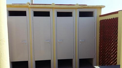 Porte in pvc per spogliatoi box docce ecc mb marinari - Porte per docce ...