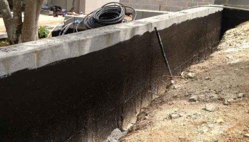 Preventivo Muro Cemento Armato.Impermeabilizzazione Muri Controterra Quale Il Costo Edilnet It