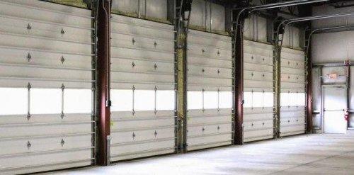 Portoni A Due Ante Per Garage Prezzi.Portoni Sezionali I Prezzi Edilnet It