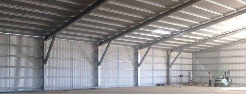 Quanto costa costruire un capannone - Casa in acciaio prezzo ...