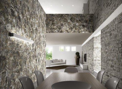 Bagno In Pietra Di Luserna : Rivestimenti in pietra: quanto costano edilnet.it